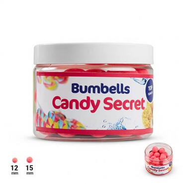 Candy Secret Popups Fluo Roze