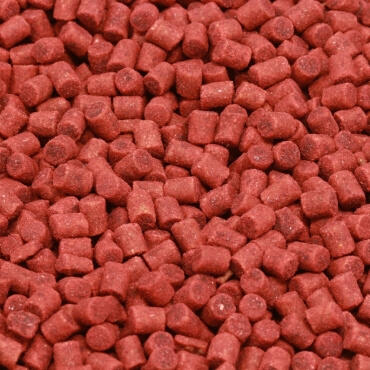 Pellets 4.5mm Bloodworm Liver